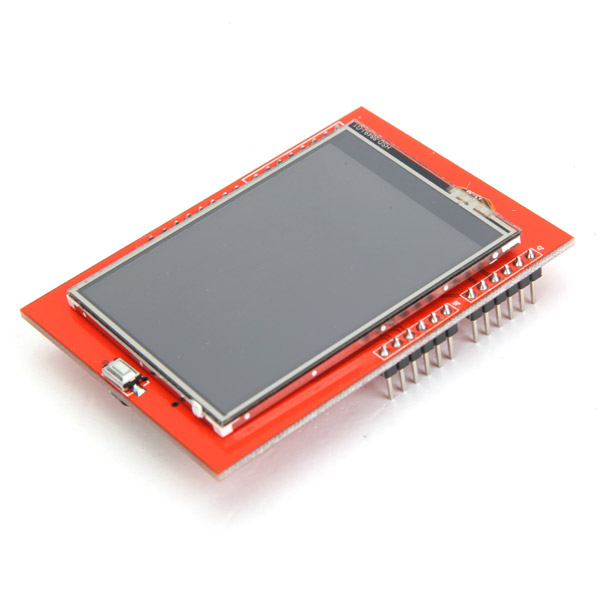 2.4 Inch TFT LCD Shield Touch Board Display Module For Arduino U