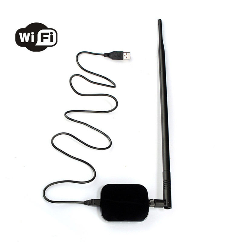 Wireless LAN Card USB WiFi Adapter with 10dBi Antenna