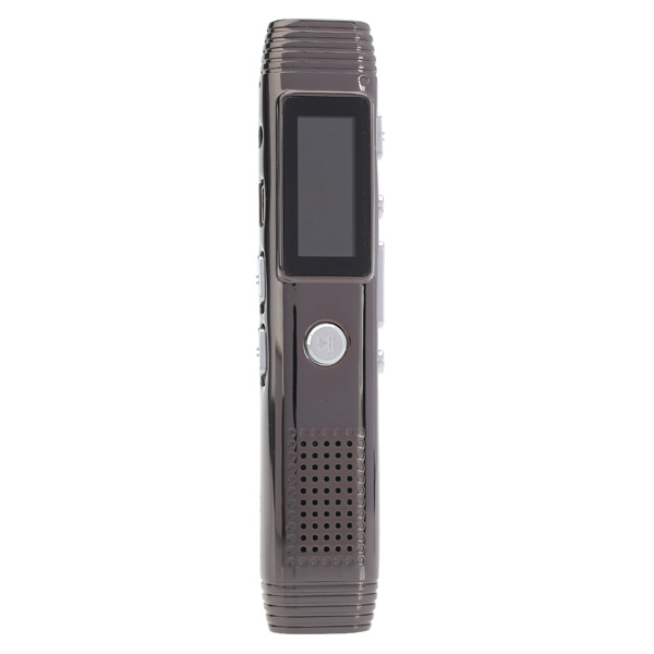 4G Digital Voice Recorder With LCD Screen And Built-in HD Camera