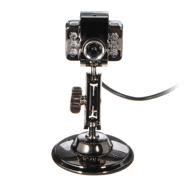 Carpo Z8 12 MP USB Metal HD Webcam With Microphone