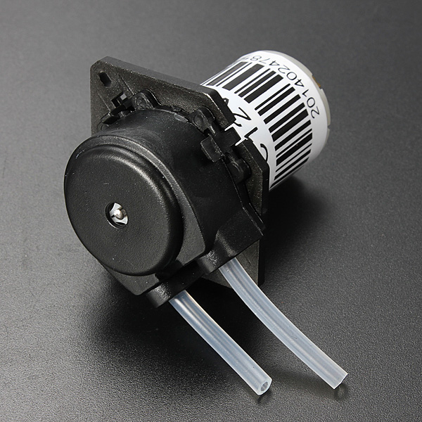 12V DC Dosing Pump Peristaltic Pump For Aquarium Lab Analytical