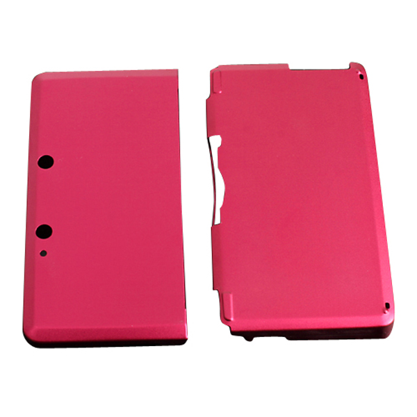 Multi Color Aluminum Hard Metal Case Cover Shell For 3DS