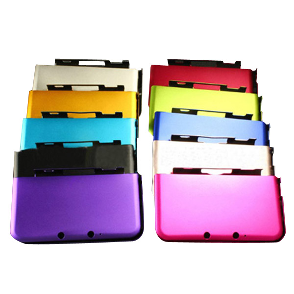 Multi Color Aluminum Hard Metal Case Cover Shell For 3DS XL LL