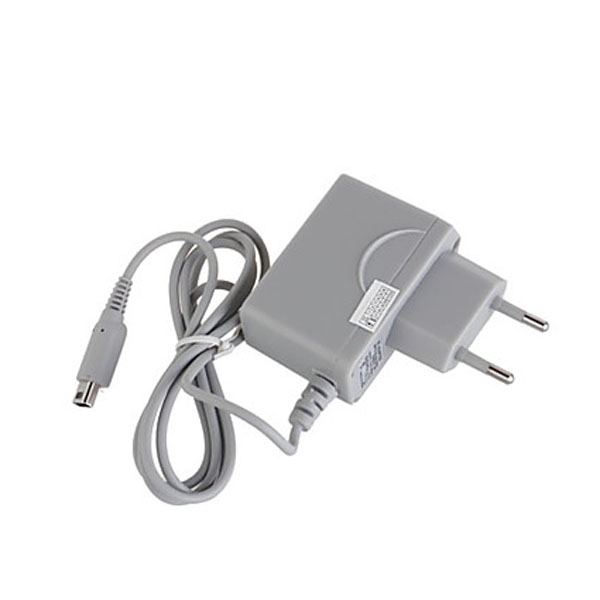 AC Power Adapter Charger For Nintendo DSi 3DS 3DSL EU Plug
