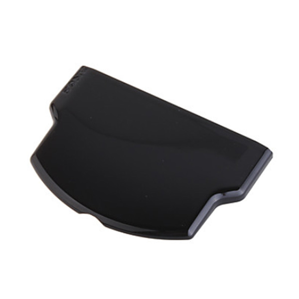 Battery Cover Lid Shell For PSP Slim 2000 Black