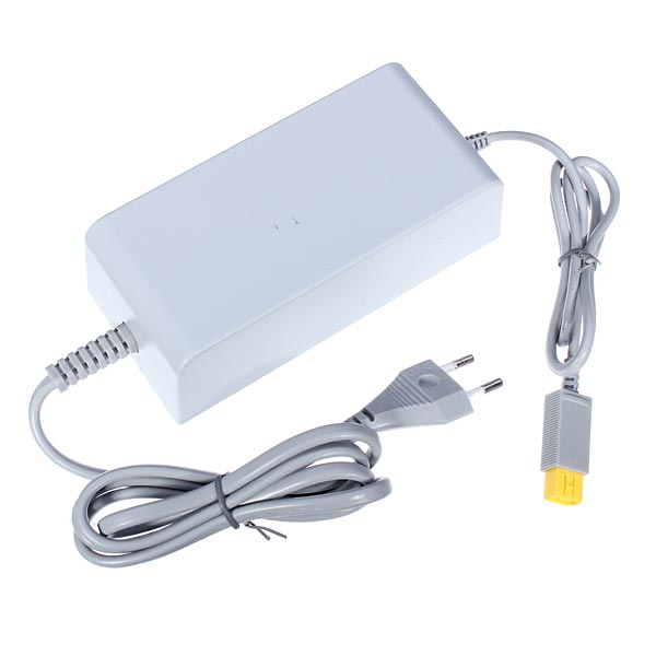 Universal Power Adapter For Wii U Console 100V-240V