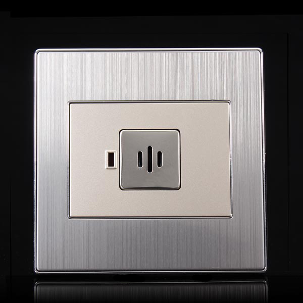 Sound Light Control Time Delay Switch 250V Wall Switch Panel