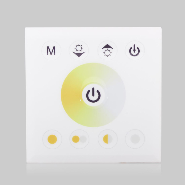 LED Touch Controller Two Color Temperature Controller For LED St