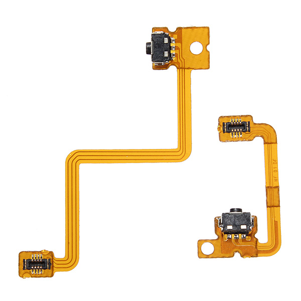 Left Right Shoulder Button with Flex Cable For Nintendo 3DS L/R