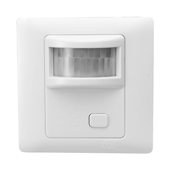 IR Infrared Motion Sensor Automatic Control Switch AC 200~250V