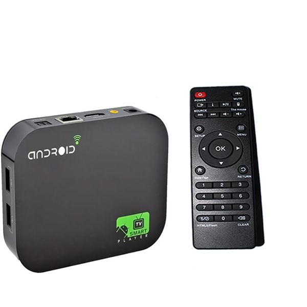 A20 1.5GHz Dual Core Android 4.2 Smart TV Box Media Player HD 10