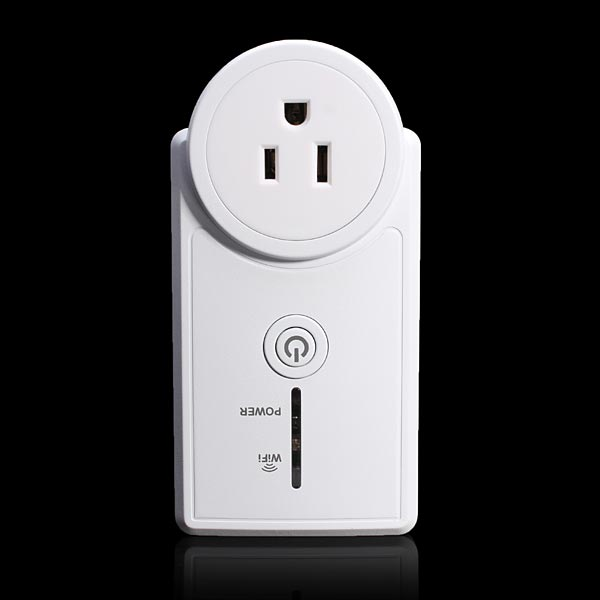 Wifi Smart Plug Wireless Wifi Remote Control Power Socket