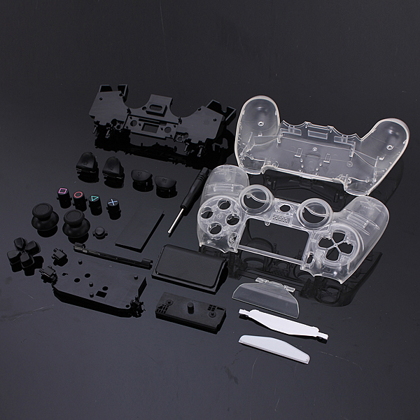 Controller Shell Full Housing for PS4 Playstation 4 Dualshock