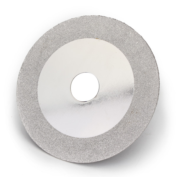 100mmx20mm Diamond Cutting Disc Cutting Wheel Silver for Cutting