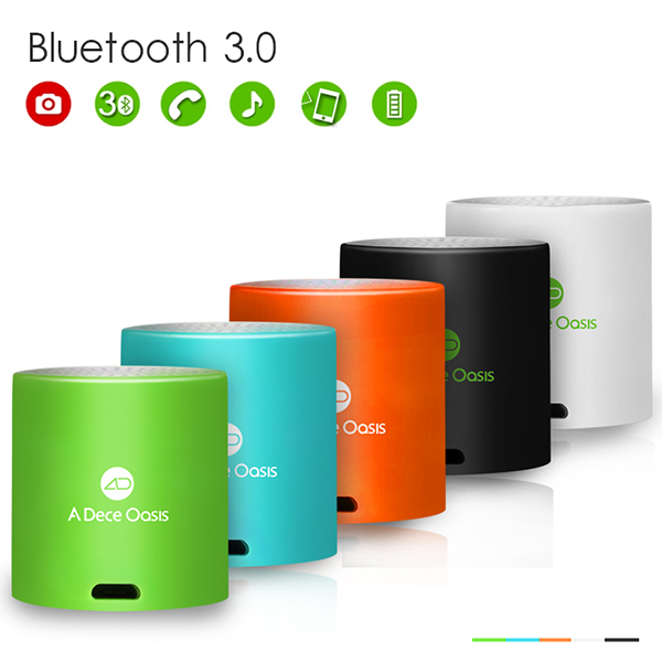 ADO MATE 5 Pocket Colorful MINI Wireless Bluetooth Speaker with