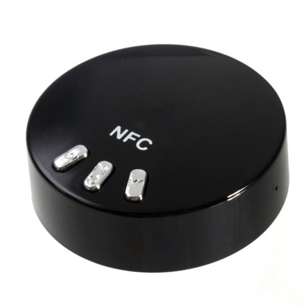 3.5mm Wireless NFC Bluetooth 4.0 Audio Stereo Music Receiver Car