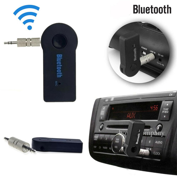 3.5 mm Adapter Bluetooth V2.1 Audio Music Receiver Stereo A2DP H