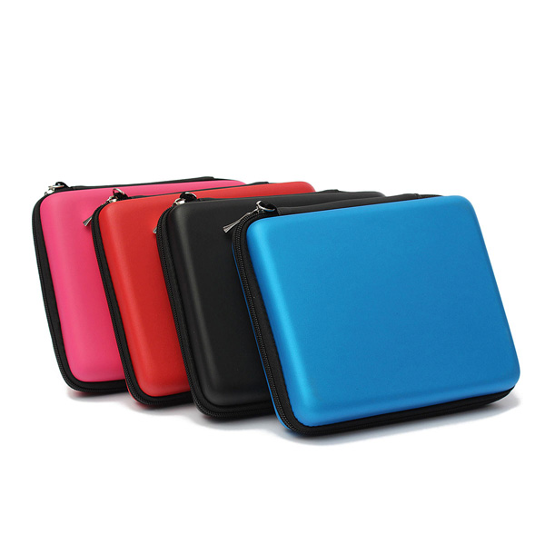 EVA Protective Storage Case With Carry Handle For Nintendo 2DS