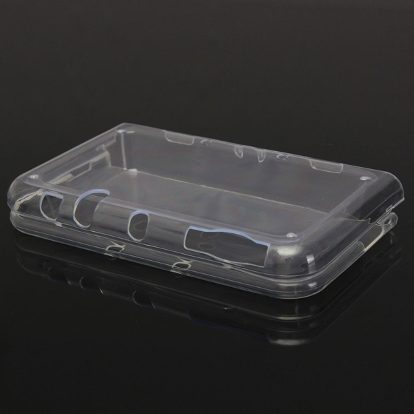 Clear Crystal TPU Plastic Protective Case Cover Skin For New Nin