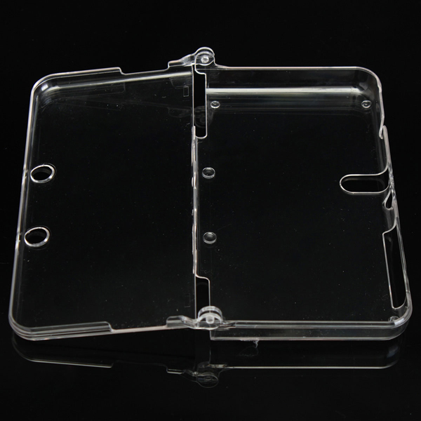 Transparent Clear Crystal Cover Case Skin Protector For New Nint