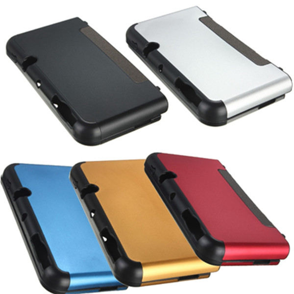 Aluminium Metal Hard Skin Protective Case Cover For Nintendo 3DS