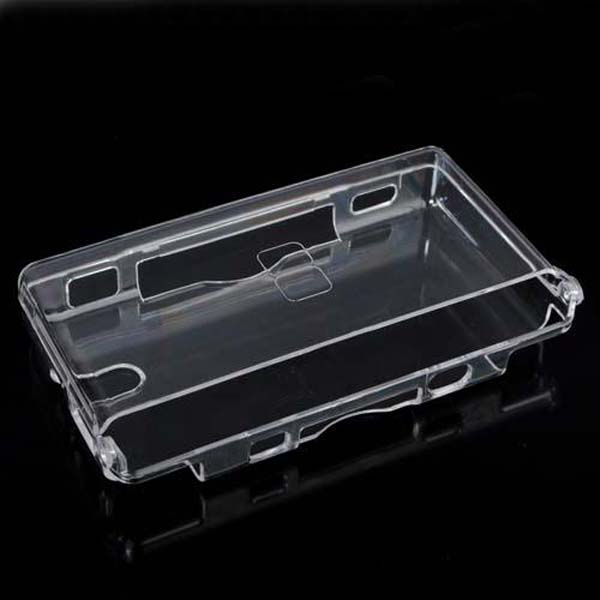 Clear Crystal Hard Case Cover Shell For Nintendo DS Lite DSL NDS