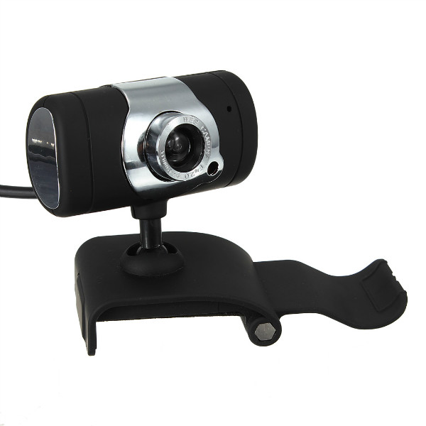USB 30M HD Video Webcam Web Cam Camera With Microphone Mic for P