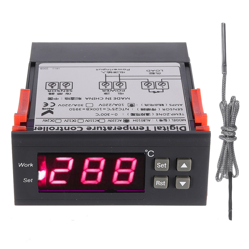 -40~300 Microcomputer High-Temperature Electronic Digital Displa