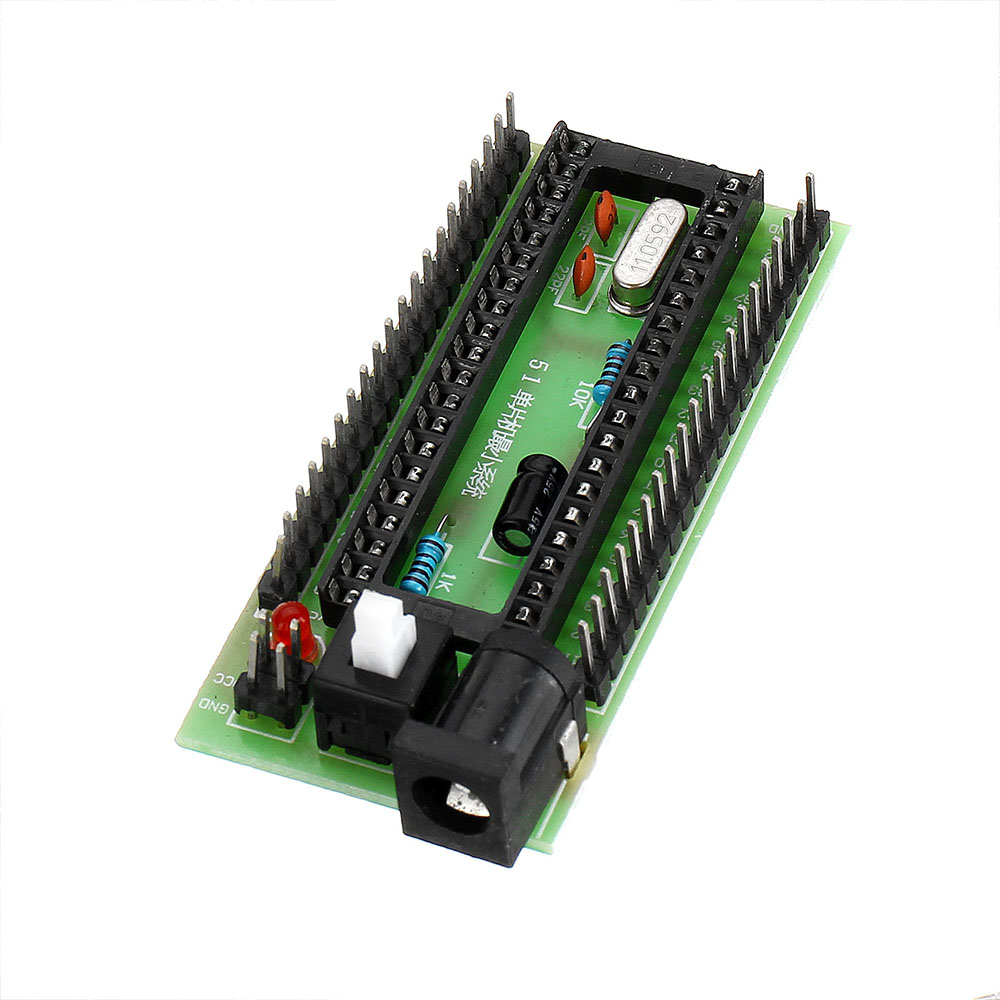 10pcs 51 Microcontroller Small System Board STC Microcontroller