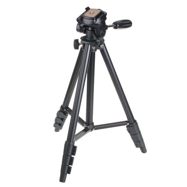 Yunteng VCT-681 Portable Camera Tripod Stand With Portable Bag F