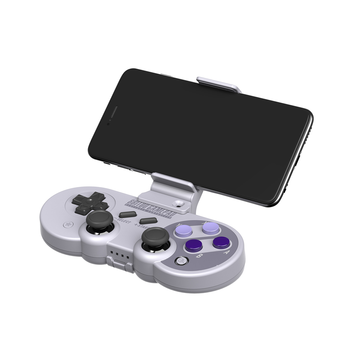 8Bitdo Mobile Phone Extender Holder Bracket For SN30 SF30 Pro Ga