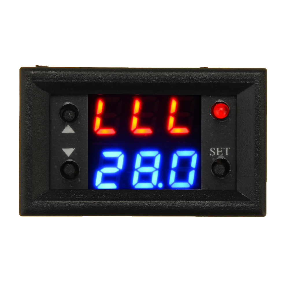 -50~120 DC 12V Mini Thermostat Regulator Digital Temperature Con
