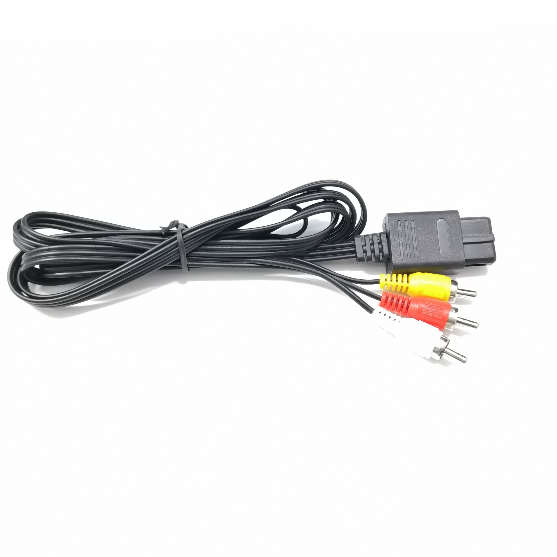 1.8m Video Game Console AV Cable Audio Video Cord Cable for Nint