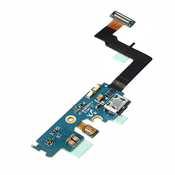 USB Charging Port Dock Block Connector Flex Cable for Samsung i9